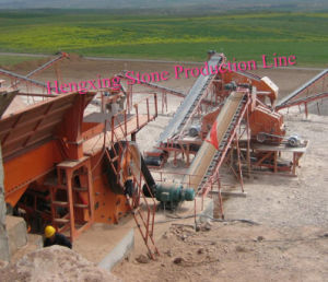 Stone Breaking Plant, Stone Production Line pictures & photos
