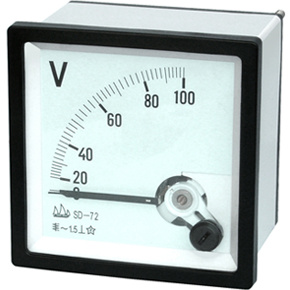 72 Moving Iron Instruments AC Voltmeter pictures & photos
