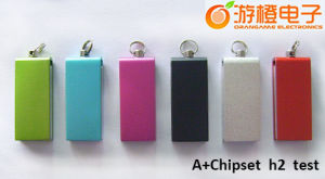 Colorful Mini USB Flash Drive, Customized Logo Accepted (OM-P349) pictures & photos
