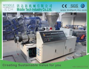 Plastic PVC Electric/Electrical Conduit Pipe Extruder Machine pictures & photos