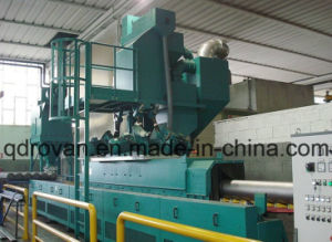 Various Steel Pipe Inner or Outer Wall Shot Blast Cleaning Machine