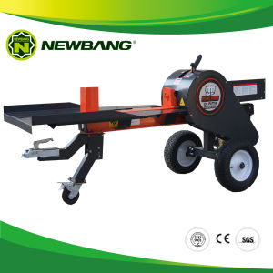 6.5/7HP 34t Mechanical Log Splitter Hydraulic Log Chopper pictures & photos