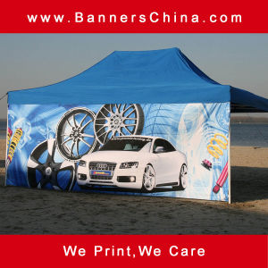 Outdoor Polyester Advertising aluminum Tent pictures & photos