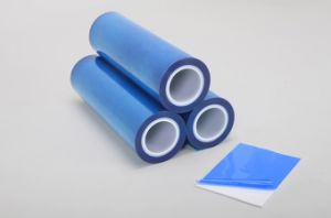 Reach RoHS High Cleanness Low Gel Protective Film for PVC Sheet Surface Protection pictures & photos