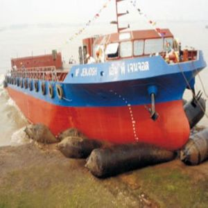 Ship Launching Rubber Airbags for Vessel pictures & photos