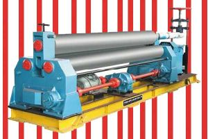 Roll Bending Machine, Hydraulic Plate Bending Machine, NC Roller Bending Machine pictures & photos