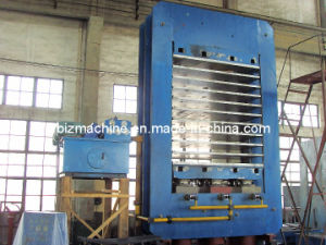 Multi Daylight Plate Vulcanizing Press pictures & photos