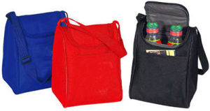 Durable Insulated Thermal Shoulder Bottle Cooler Bag (MS3005) pictures & photos