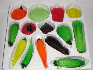Glass Vegetables for Home Decoration (TM2013) pictures & photos