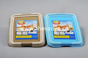 Colours Home Pet Bed, China Dog Toilet pictures & photos