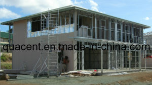 Fast Assemble Prefab Light Gauge Steel Villa