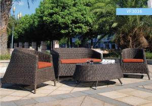 Garden Wicker Patio Outdor Bistro Rattan Chair for Balcony pictures & photos