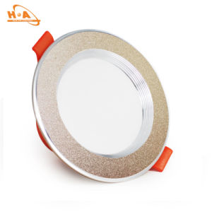 Cheap Good Quality Warm Light LED Down Light for Living pictures & photos