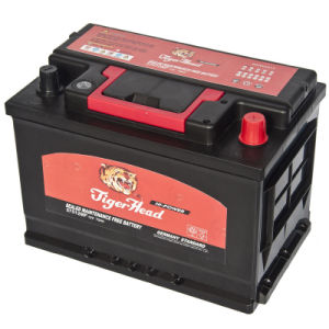 The Most Popular Auto Battery 57512mf 12V 75ah pictures & photos
