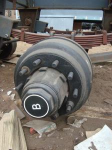 Axle, Rear Axle, Truck Axle, Trailer Axle,