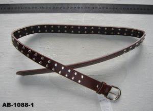 Leather Belt (AB-1088-1)