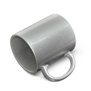 Fashion Hotsale Customed Ceramic Silver Mug Dye Sublimation Mugs Wholesale pictures & photos