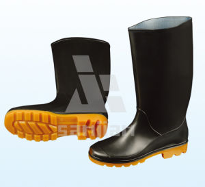 Jy-6247 2015 Best Selling Cheap Mature Rain Boots pictures & photos