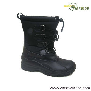 Fashionable Style Military Snow Boots (WSB018) pictures & photos
