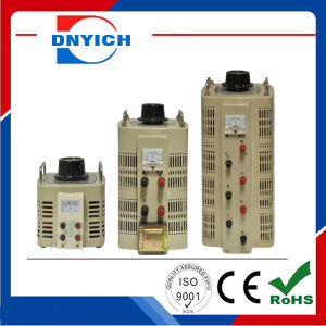 New Type Tdgc2/Tsgc2 3kVA Automatic Contact AC Voltage Stabilizer Regulator/Wenzhou China pictures & photos