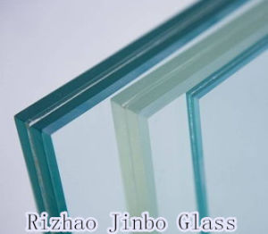 Clear and Colored Laminated Glass with SGS Certificate pictures & photos