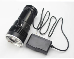 3PCS CREE Xm-L2 U2 LED Search Light 5400 Lumens Search Flashlight pictures & photos