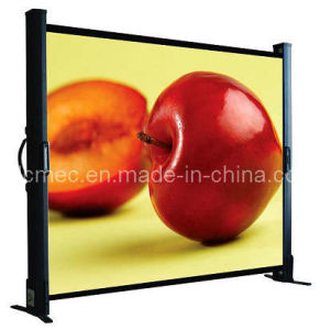 Business Desk Top Projector Screen pictures & photos