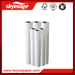 """Fa 120GSM 72"""" 98% Transfer Rate Dye Sublimation Transfer Paper for Dgi pictures & photos"""