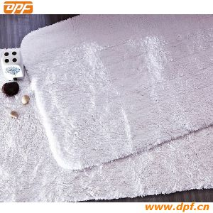 100% High Quality White Bath Rug and Rug (DPF2430) pictures & photos