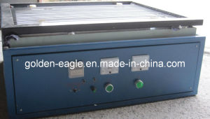 Metal Nameplate Color Coating Machine (EC-A) pictures & photos