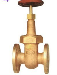 Bronze Rising Stem Type Gate Valve (JIS F7367)