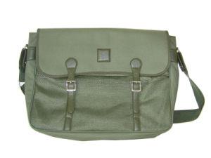 Nylon and Imitation Leather Game Bag (TB066NLPU)