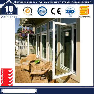Thermal Break Casement Screening Netting Aluminium Window pictures & photos