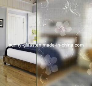 Cheapest Patterned Glass pictures & photos