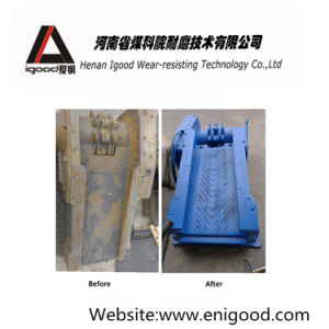 Igood Movable Nitrogen Wear-Resisting Cladding Equipment (IGS600) pictures & photos