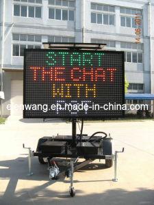 Vms LED Sign Trailer Four Color (GW-VM400C4) pictures & photos