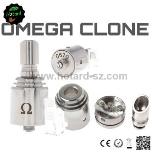 Most Popular Pyrex Glass Omega Rda Clone in Stock! ! !