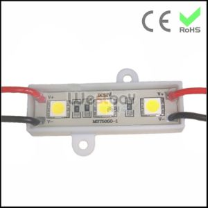 3PCS 5050 LED Module Plastic Base