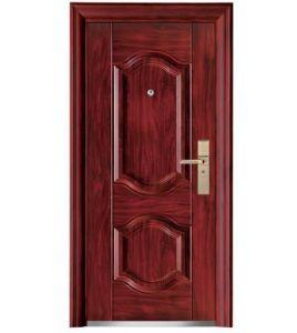 Fast-Delivery Steel Security Door (FX-C0416) pictures & photos