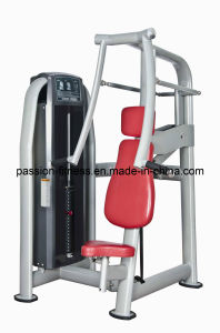Chest Press Commercial Fitness/Gym Equipment/Strength Fitness/Bodybilding Equipment with SGS/CE (PM-301)
