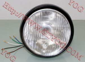 All Kind of Spare Parts for FT125-Headlight Faro Delantero pictures & photos
