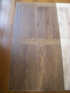 12mm Registered Embossed Flooring of Click System pictures & photos