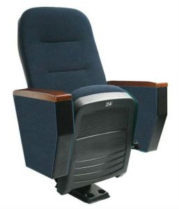 Auditorium Seat, Conference Hall Chairs, Push Back Auditorium Chair, Church Chair, Plastic Auditorium Seat Auditorium Seating (R-6134) pictures & photos