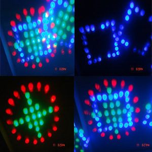 YL-005B LED Barrel Meteor Shower/LED Disco Light