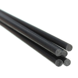 Round Solid Carbon Fiber Rod pictures & photos