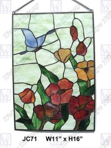 Stained Glass Panel (JC71)