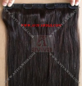 Clip in Hair Extension (AV-CLL01) pictures & photos