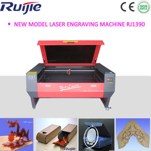 Hotsell 60W Acrylic Laser Engraving Machine-Rj1390e pictures & photos