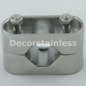 Stainless Steel Rail Clamp pictures & photos