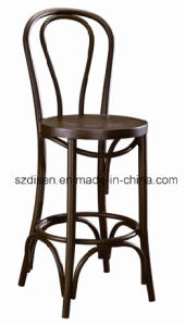 Aluminum Thonet Bar Stool (DS-M77B) pictures & photos